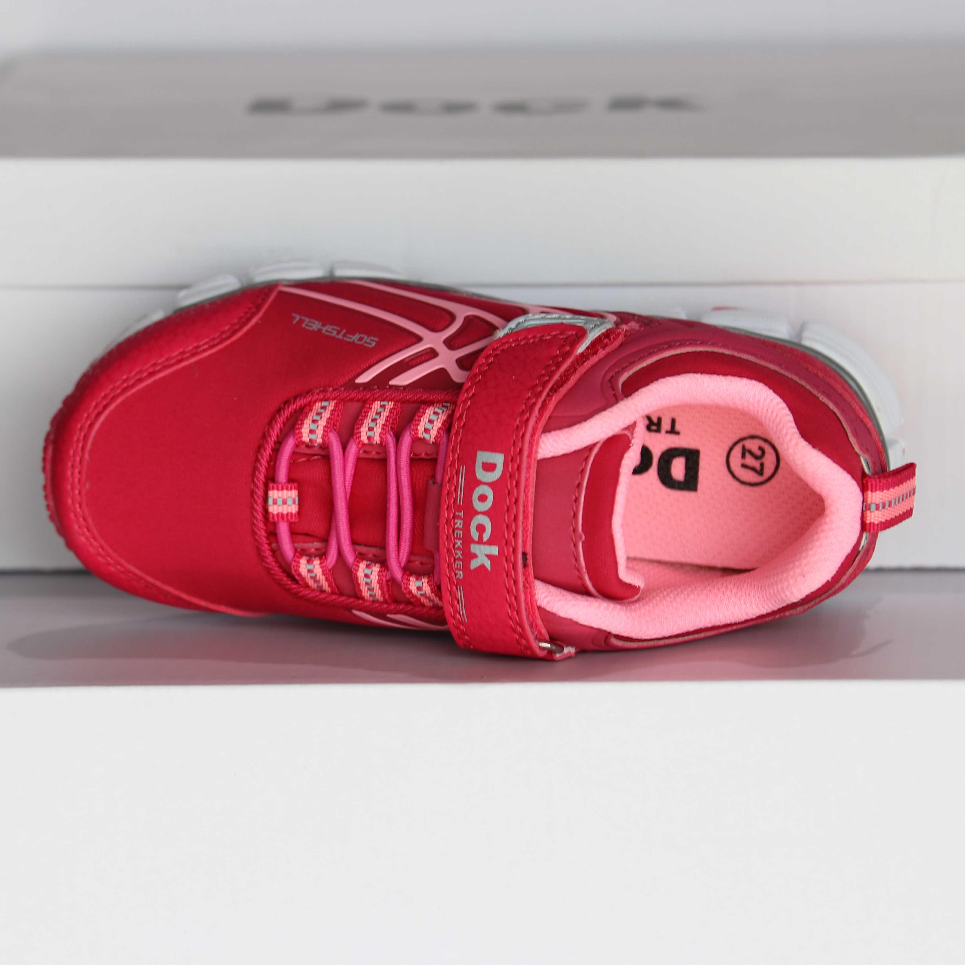 dock sneakers softshell rosa 051 5311