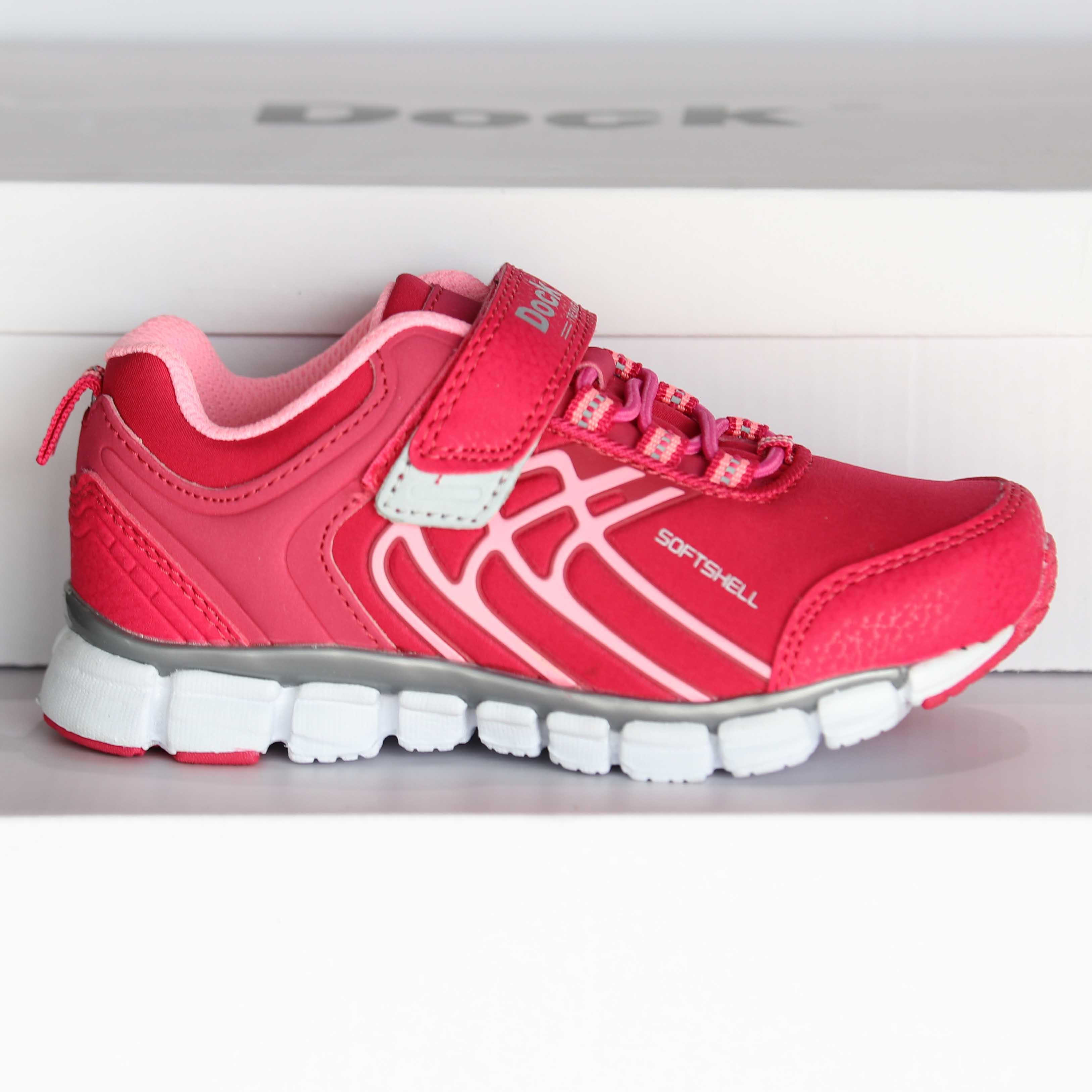 dock sneakers softshell rosa 051 5315