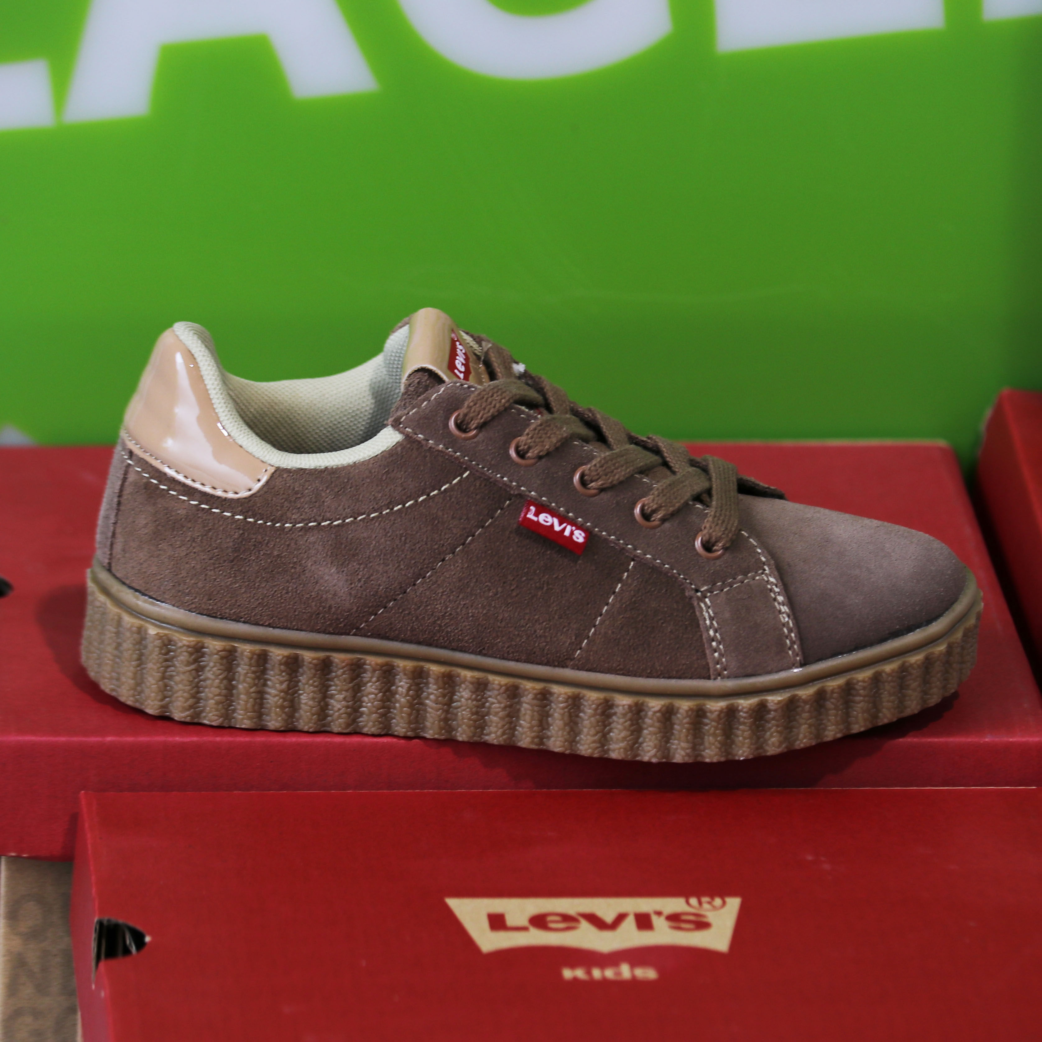 levis kids – new england brun sko barn dame sneakers2