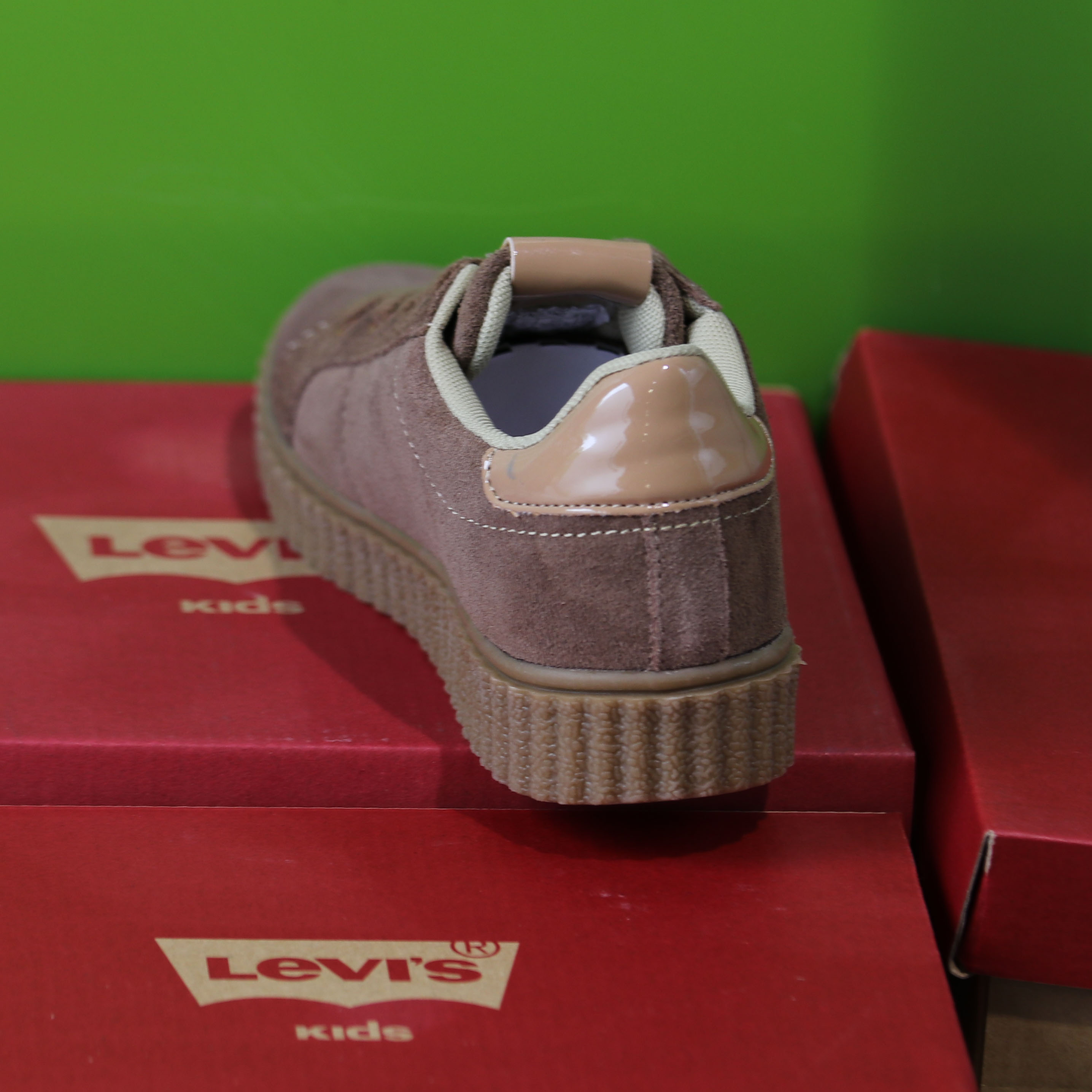levis kids – new england brun sko barn dame sneakers4