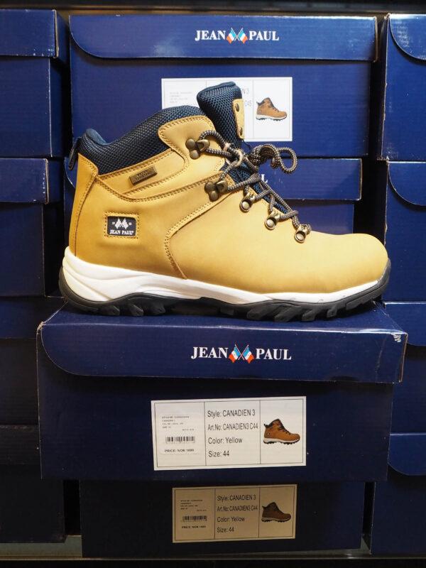 Canadien Fritidsko Yellow | Jean Paul