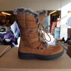 Antarctica Boot Sort medvenbare pigger Skolageret