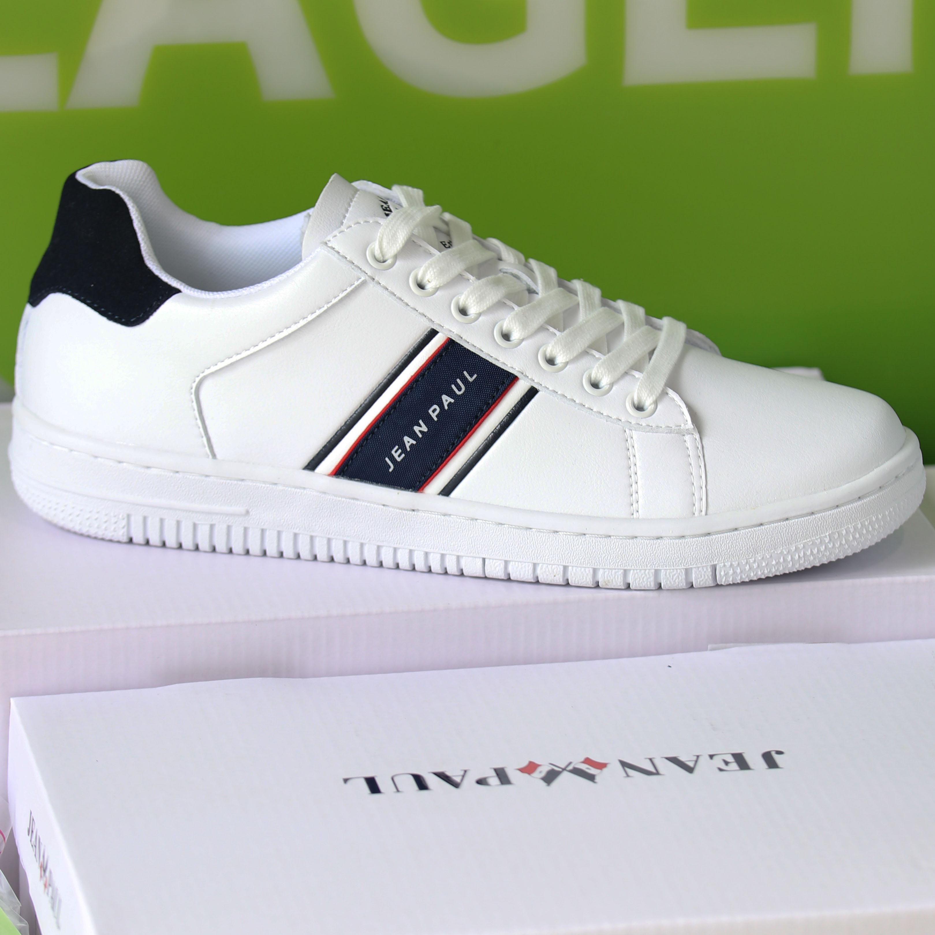 jean paul – bozon white herre sko sommersko5