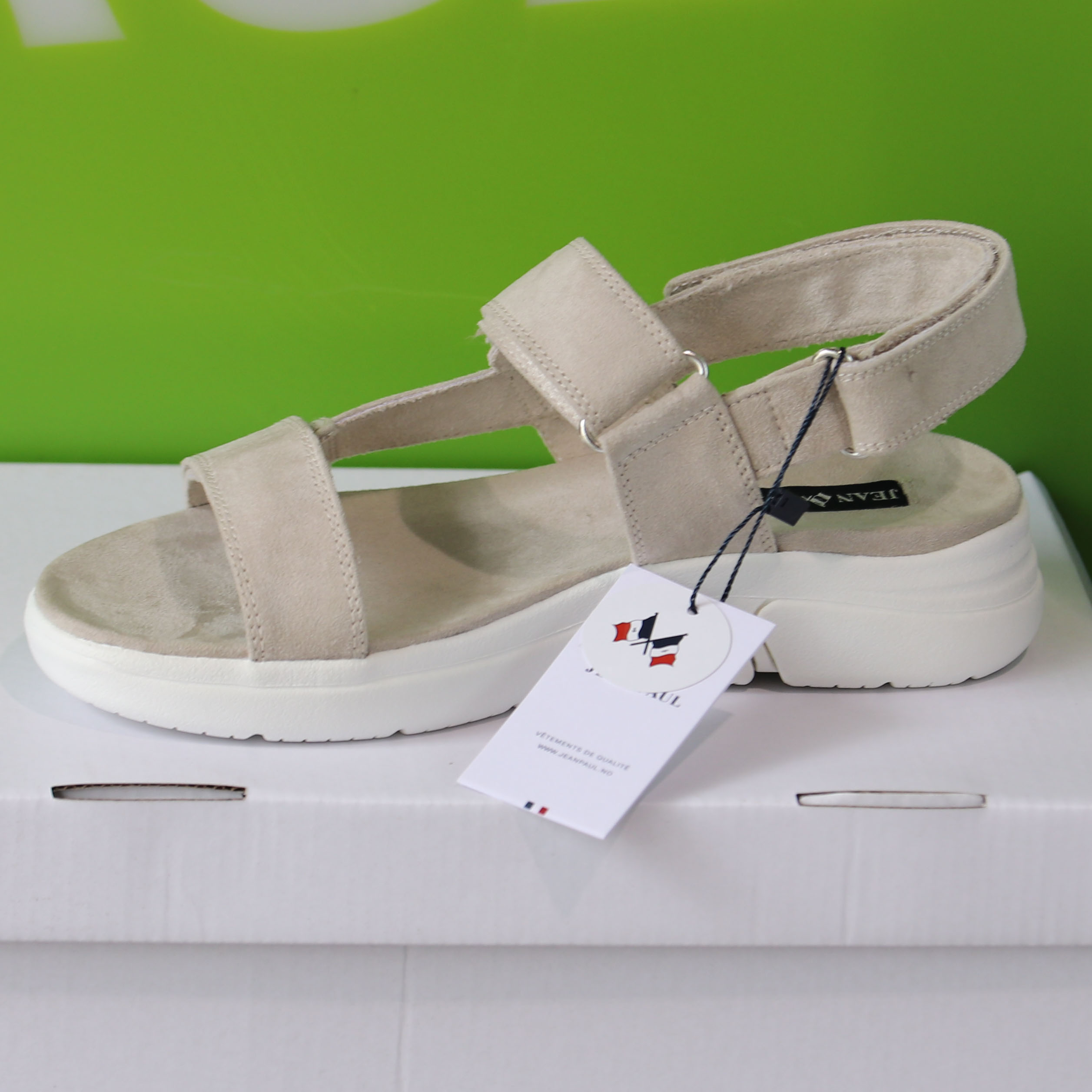 jean paul – vecchio sommersko dame sandaler4