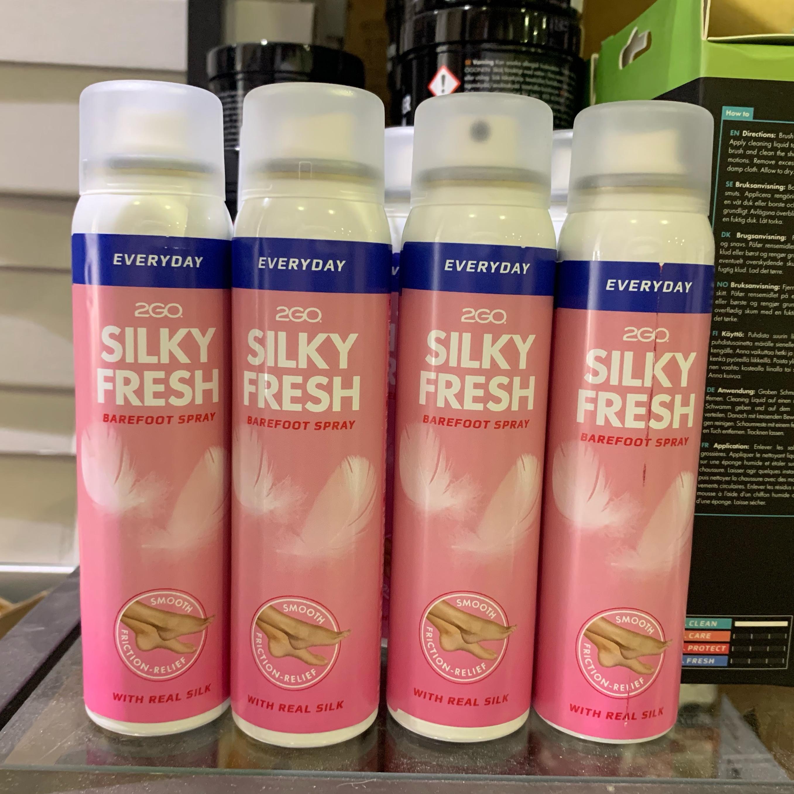 2 go silky fresh