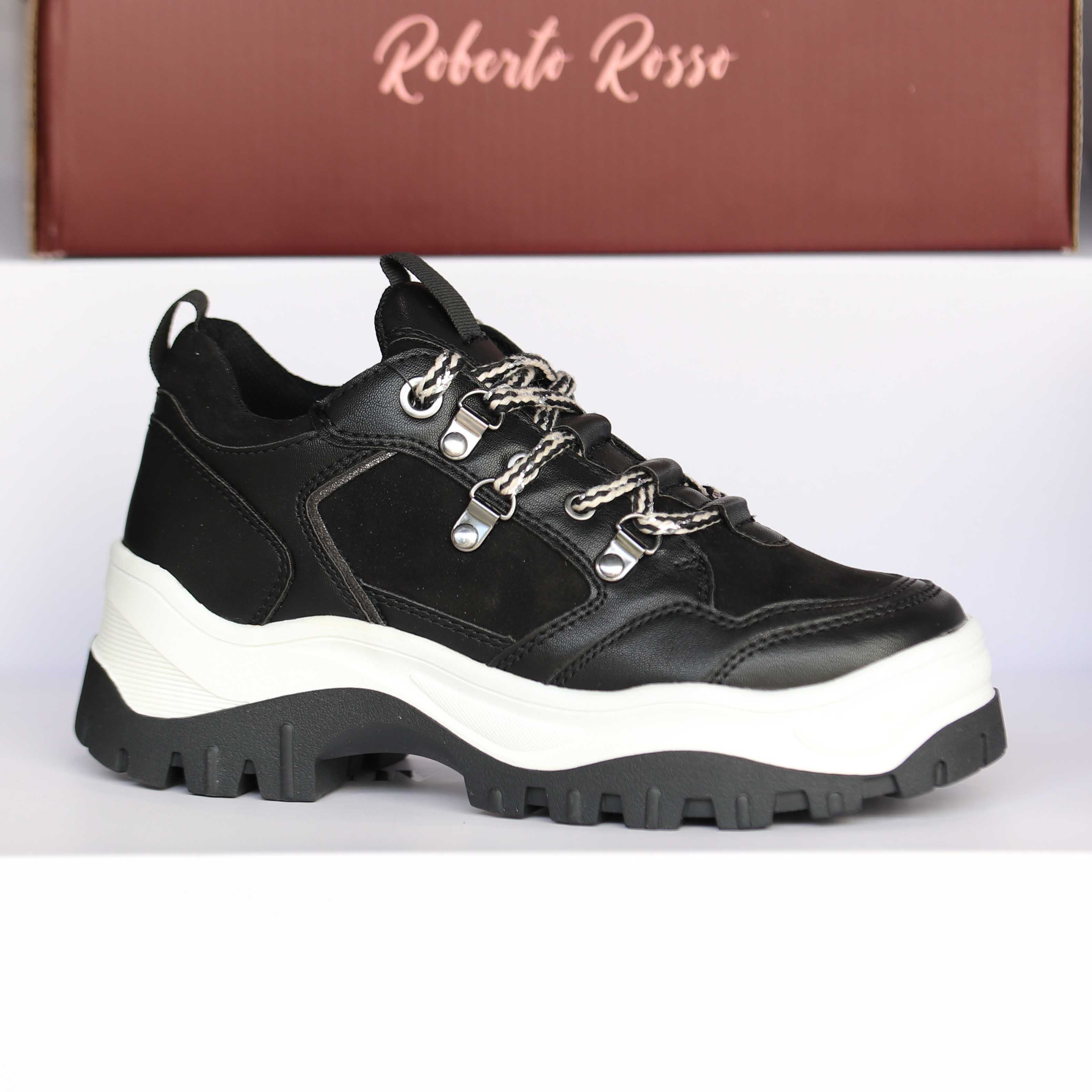 roberto rosso jin black dame sko høst2