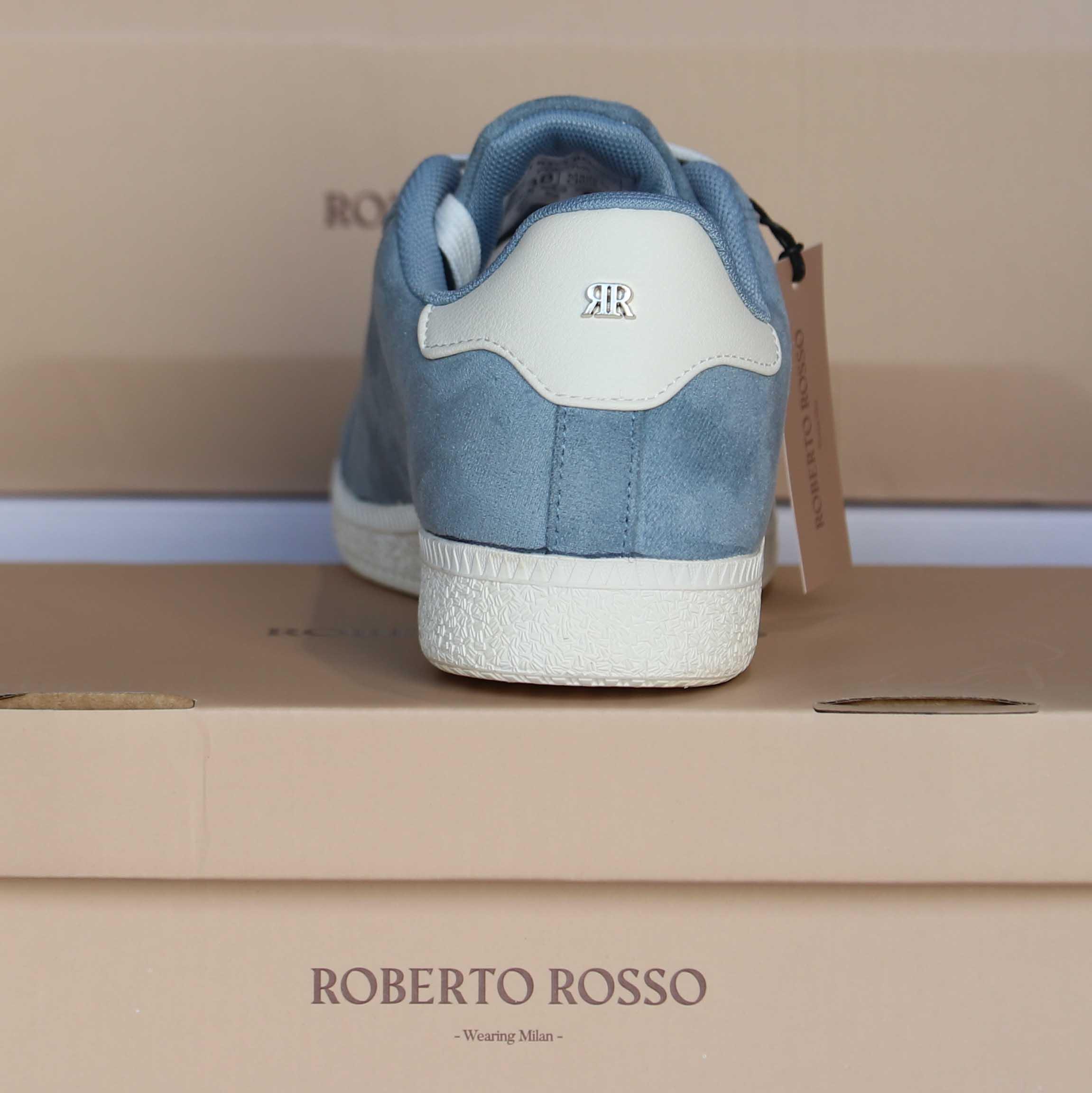 roberto rosso portiva blue sko sommer 2