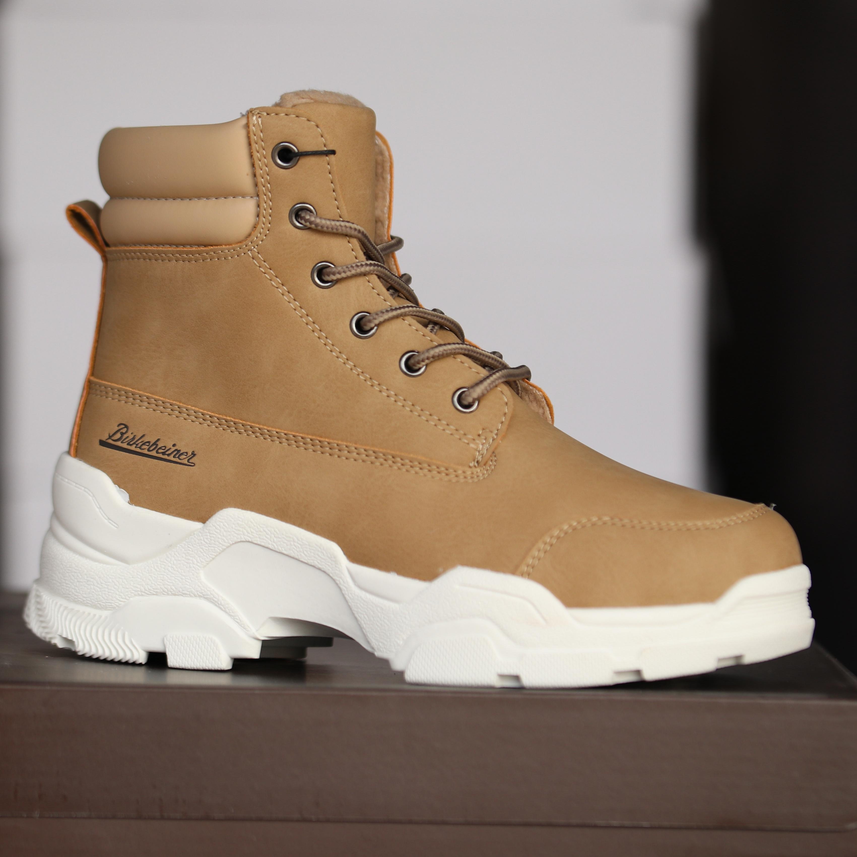 birkebeiner – origo beige dame sko høst vinter1