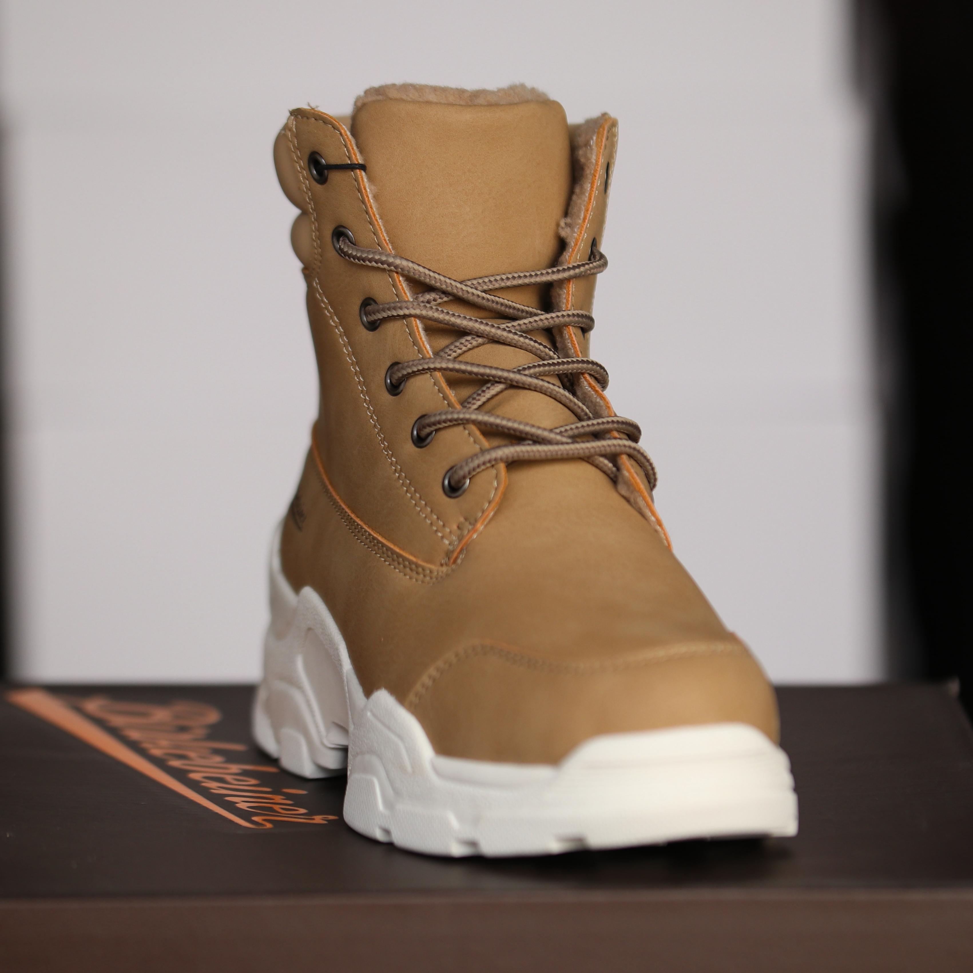 birkebeiner – origo beige dame sko høst vinter2
