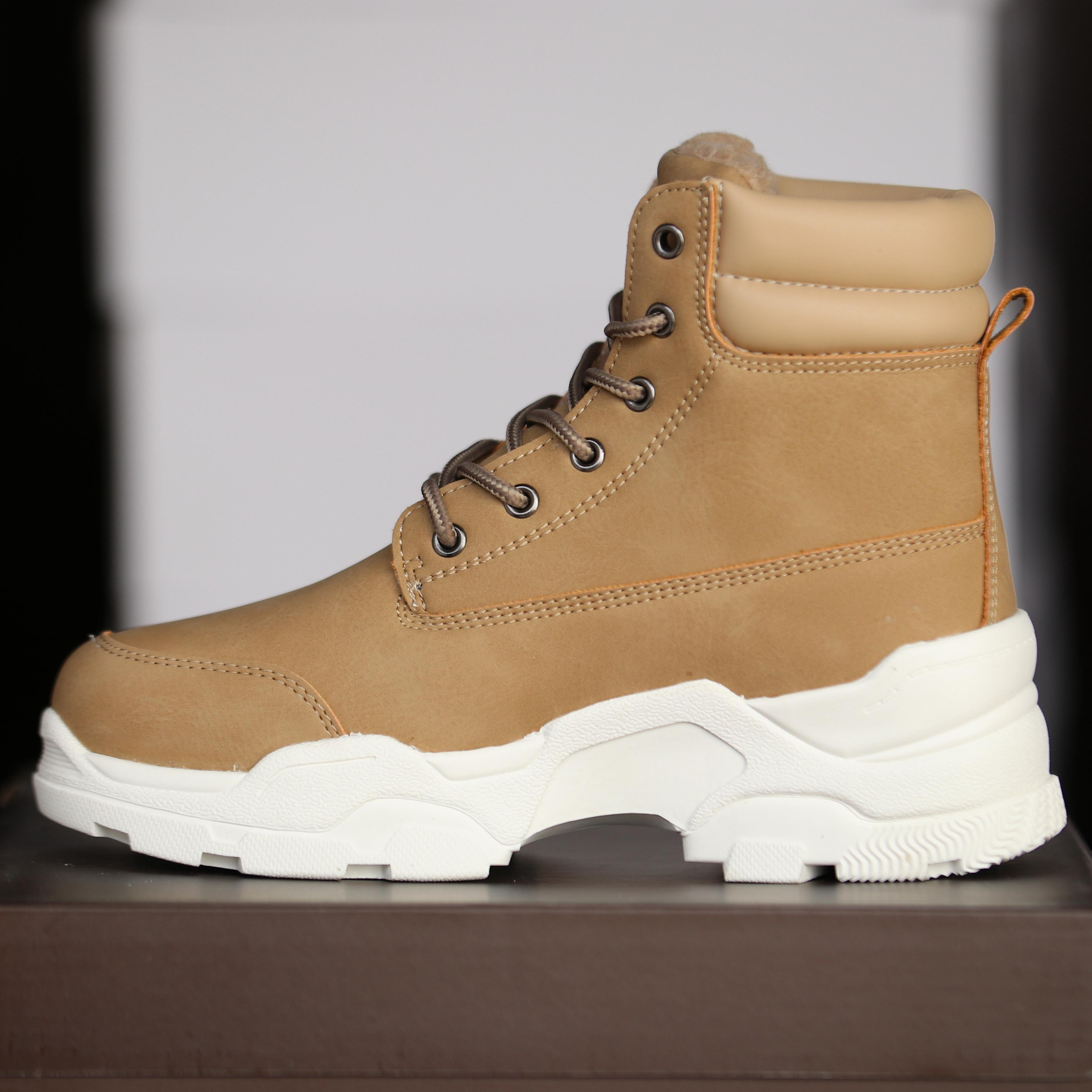 birkebeiner – origo beige dame sko høst vinter3