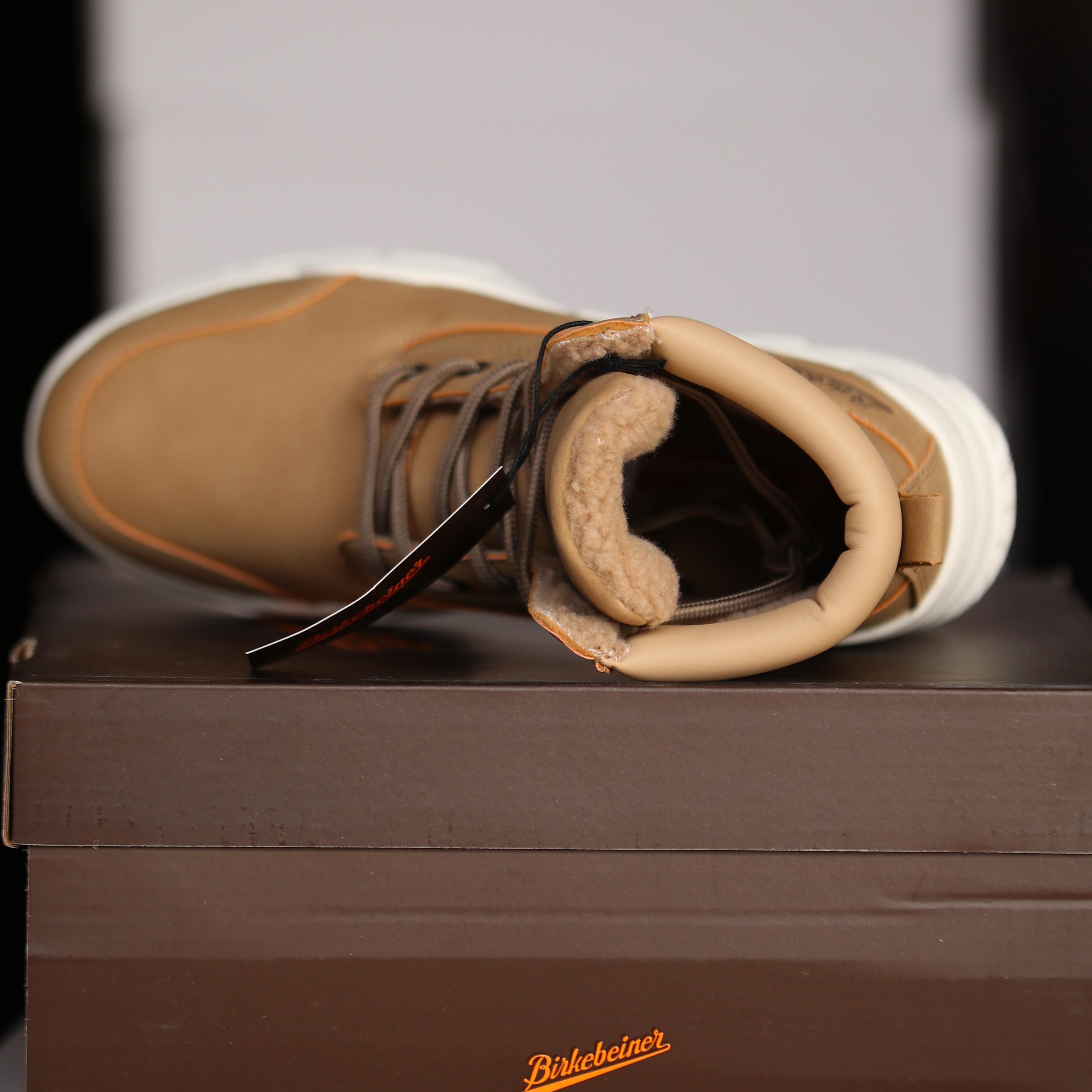 birkebeiner – origo beige dame sko høst vinter4