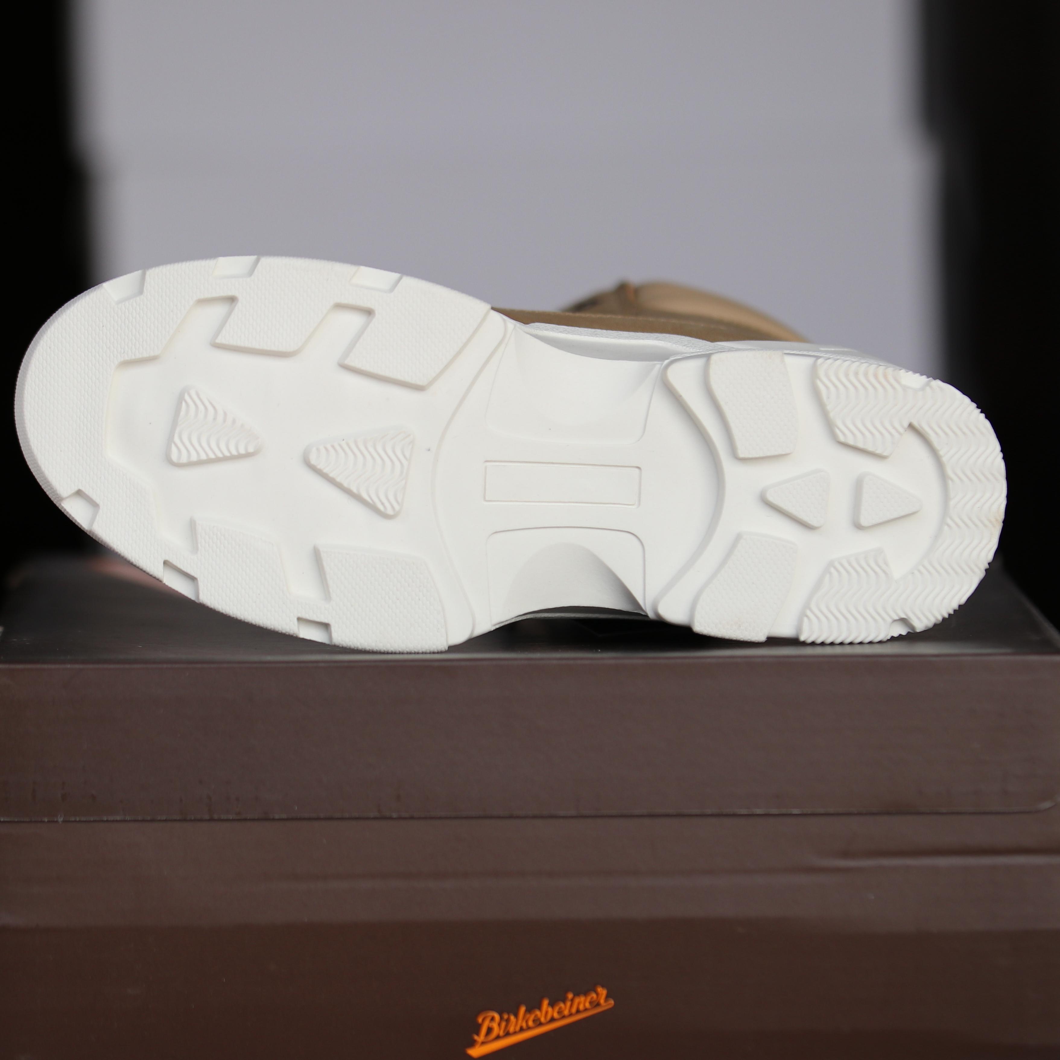 birkebeiner – origo beige dame sko høst vinter5