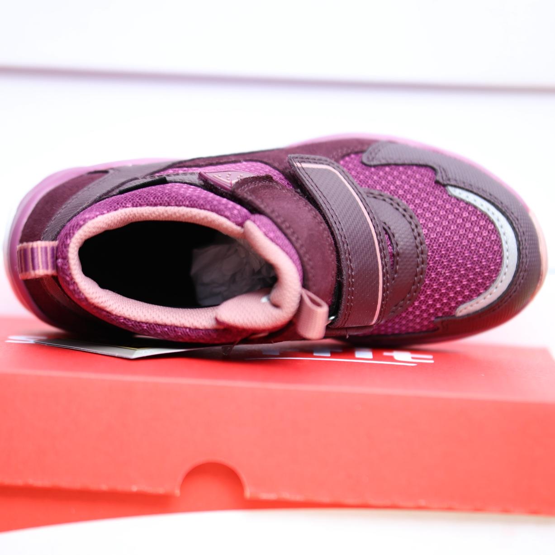 superfit rot rosa barn sko høst4